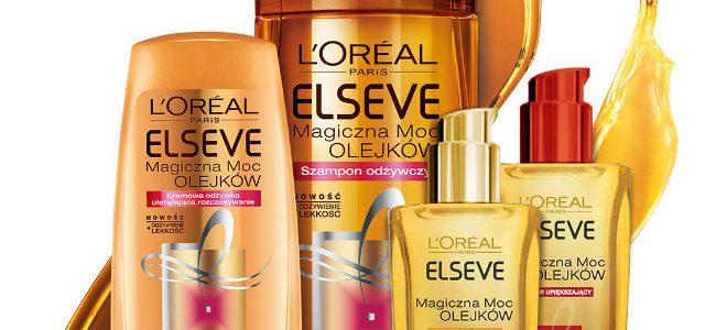 ELSEVE Magical Power of Essential Oils – Léčba suchých vlasů