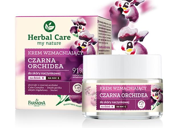 Farmona Herbal Care – Krém sčernou orchidejí
