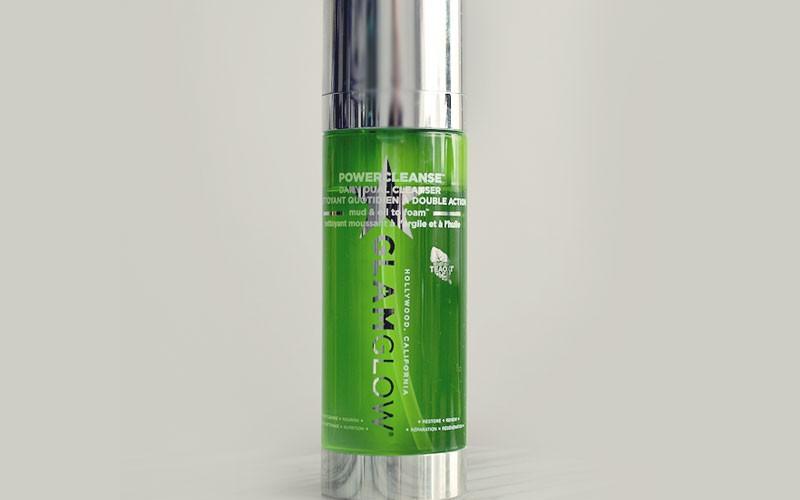 Čistící jíl? Powercleanse™ Daily Dual Cleanser from Glamglow