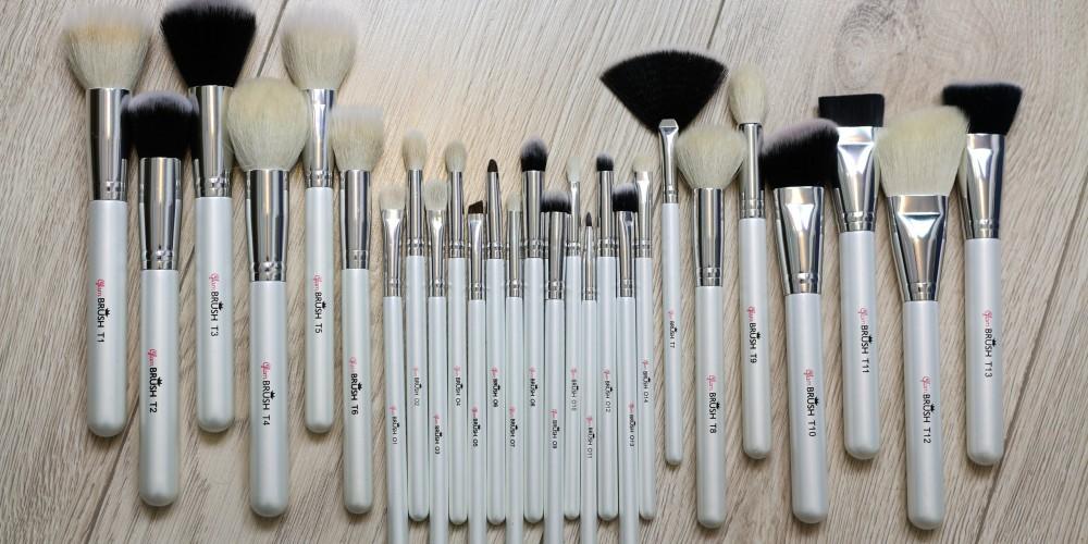 GlamBrush – aplikátory make-upu od polské blogerky